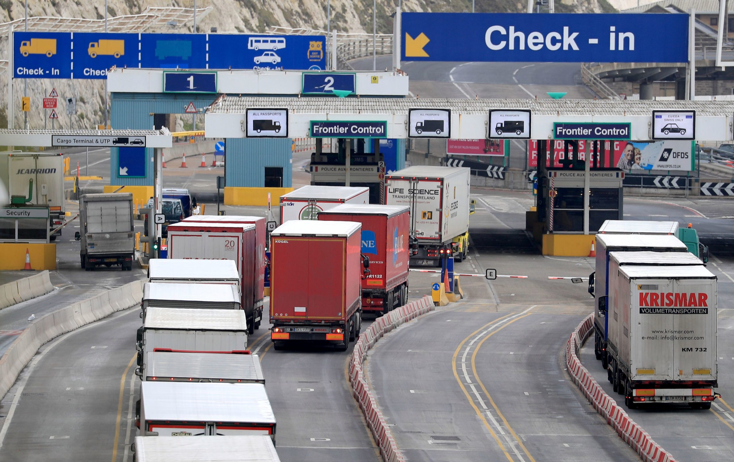 DMA Appointment by the Port of Dover