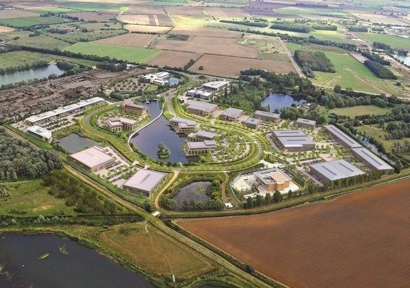 DMA Wins Major MEP Project at Cambridge Research Park