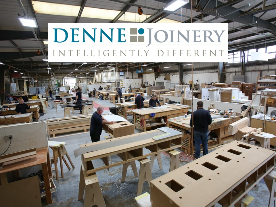 Denne Joinery, the best company you've probably never heard of?