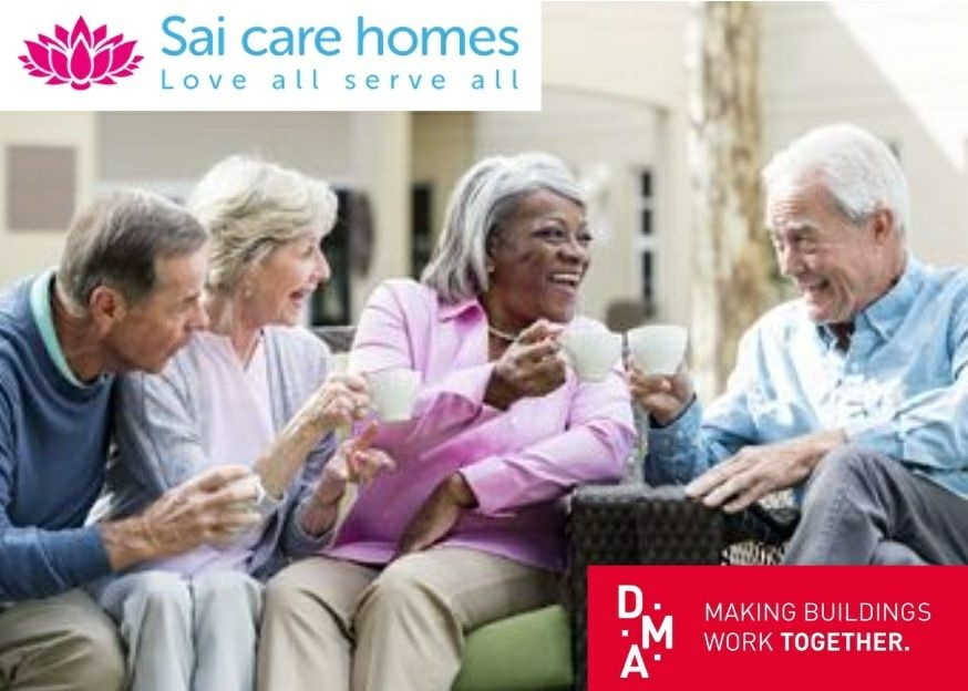 DMA are making buildings work for Sai Care Homes